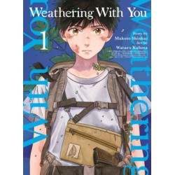 Weathering with You Manga V01