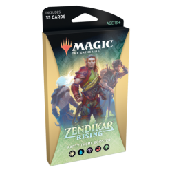 MTG Zendikar Rising Party Theme...