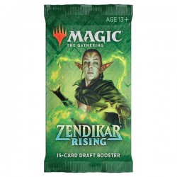 MTG Zendikar Rising Draft Booster...