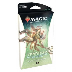 MTG Zendikar Rising White Theme...