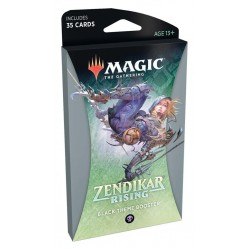 MTG Zendikar Rising Black Theme...