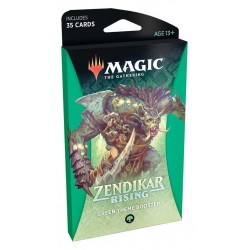 MTG Zendikar Rising Green Theme...