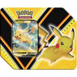 Pokemon V Powers Pikachu Tin