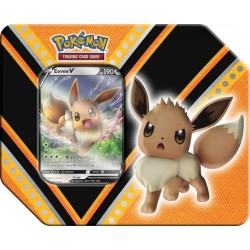 Pokemon V Powers Eevee Tin