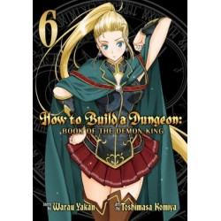 How to Build a Dungeon Book of...