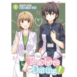 Our Teachers Are Dating! V01