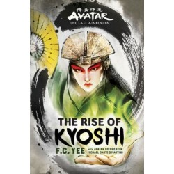 Avatar the Last Airbender Kyoshi...