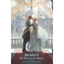 Final Fantasy XV Novel The Dawn...