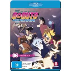 Boruto Part 6 Blu-ray Eps 67-79