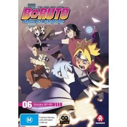 Boruto Part 6 DVD Eps 67-79