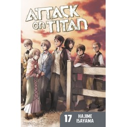 Attack on Titan V17