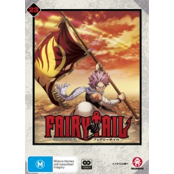 Fairy Tail Collection 23 DVD Eps...
