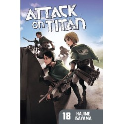 Attack on Titan V18