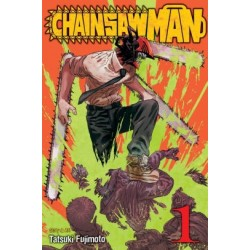 Chainsaw Man V01