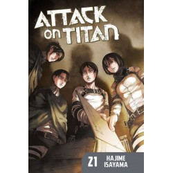 Attack on Titan V21