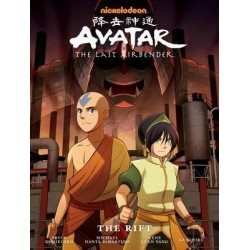 Avatar: The Last Airbender Rift...