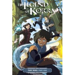 Avatar: Legend of Korra Turf Wars...