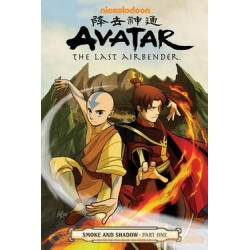Avatar: The Last Airbender Smoke...