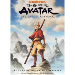 Art of Avatar: The Last Airbender