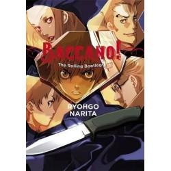 Baccano Novel V01 The Rolling...