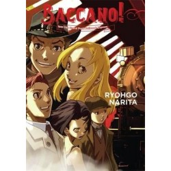Baccano Novel V03 1931 the Grand...