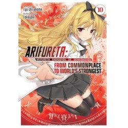 Arifureta From Commonplace to...