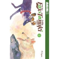 Fox & the Little Tanuki V02