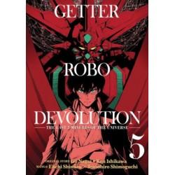 Getter Robo Devolution V05