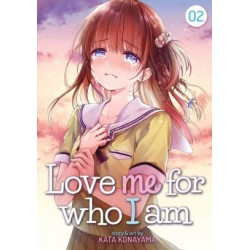 Love Me for Who I Am V02