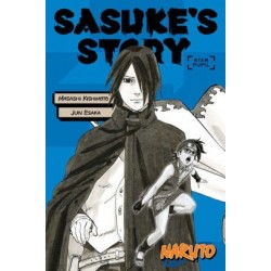 Naruto Novel Sasuke's Story Star...