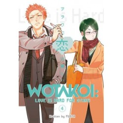 Wotakoi Love Is Hard for Otaku V04