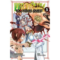Fairy Tail: 100 Years Quest V05