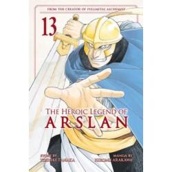Heroic Legend of Arslan V13