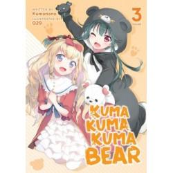 Kuma Kuma Kuma Bear Novel V03