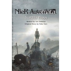 Nier Automata Novel Yorha Boys