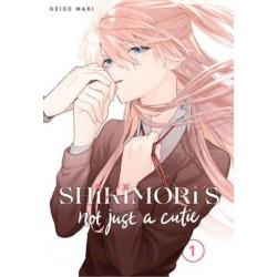 Shikimori's Not Just a Cutie V01