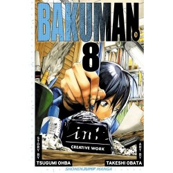 Bakuman V08