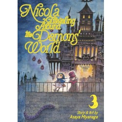 Nicola Traveling Around the...
