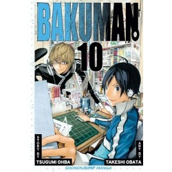 Bakuman V10