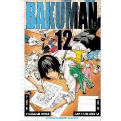 Bakuman V12