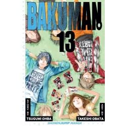 Bakuman V13
