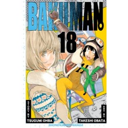 Bakuman V18
