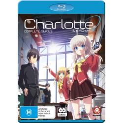 Charlotte Blu-ray Complete Series
