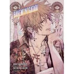 Bakemonogatari Manga V05