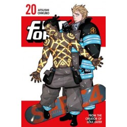 Fire Force V20