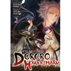 Legend of Dororo & Hyakkimaru V02