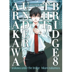 Arakawa Under the Bridge V08