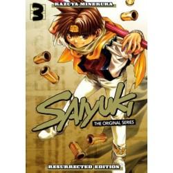 Saiyuki Resurrected Edition V03