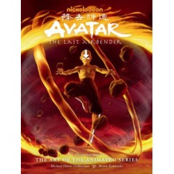 Art of Avatar the Last Airbender...