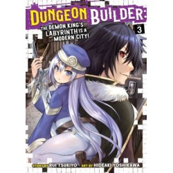 Dungeon Builder Manga V03 The...